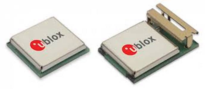 NINA-B3 bluetooth 5 module by Ublox