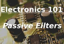 basics of passive filters