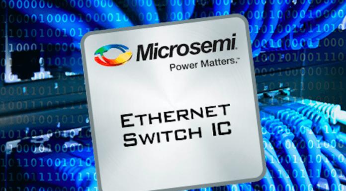micro-semi ethernet switch