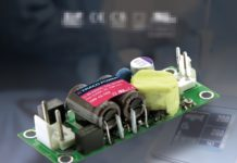 traco power AC?DC power supply for industrial & medical applications
