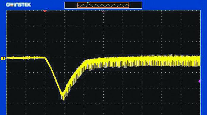 pulse load power supply
