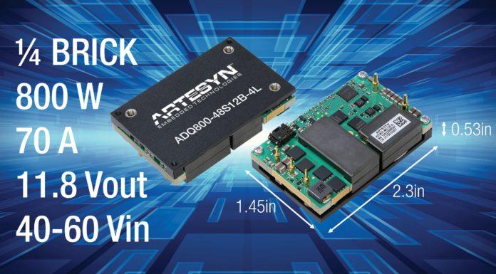 Artesyn ADQ800 specs