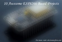 ESP8266 projects
