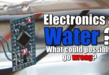 electronics & water