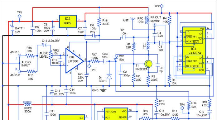 High Fidelity FM Transmitter