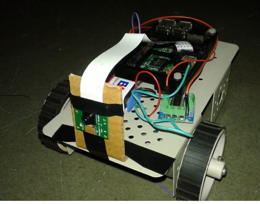 Web Server Using Raspberry Pi 2 | Prototype Electronic Project
