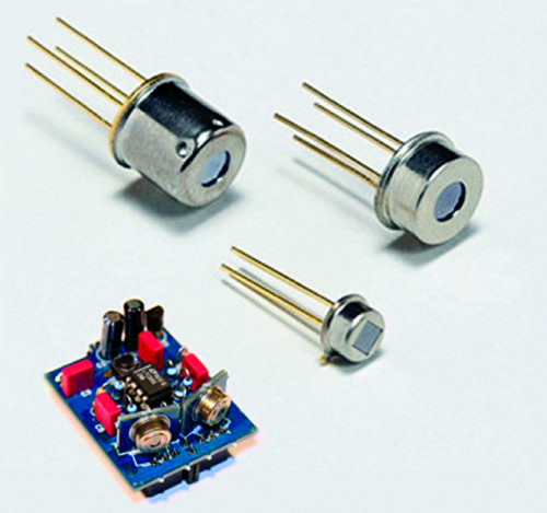 Fig. 3: Thermopile sensors/modules