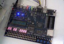 Altera DE2 FPGA Board