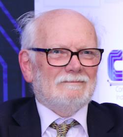 Professor Michael A. Hennell, founder of LDRA Ltd.