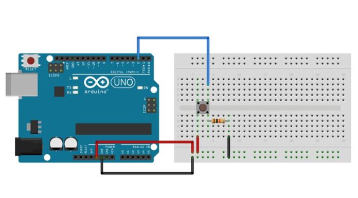 ping pong game using arduino