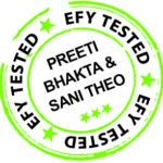 efy tested Preeti Bhakta & Sani Theo