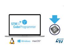 STM32 Cube Programmer