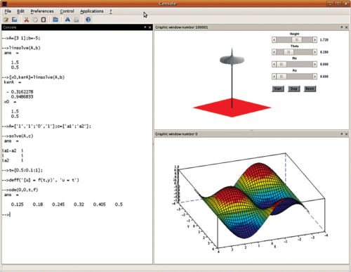 Scilab 6 0 0: A Numerical Computation Tool for Precision