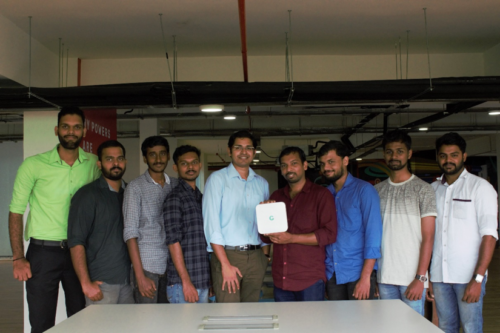 Greenturn Idea Factory : The team behind Greeniee