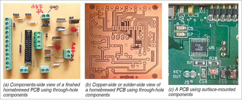 How to make PCB\'s at Home | Instructions Available with Photographs