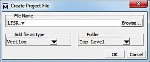 Create Project File