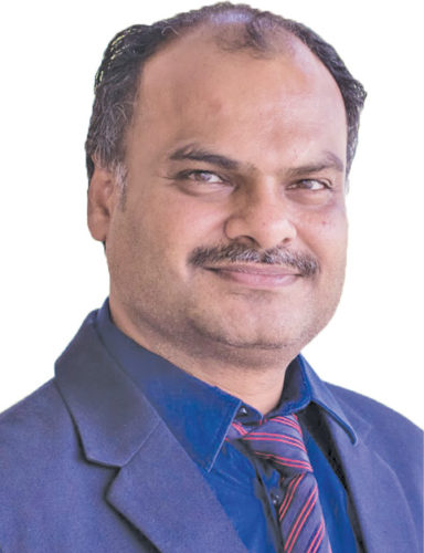 Sandeep Agarwal, senior vice president and head of Global Center of Excellence for IoT (COE-IoT), Happiest Minds Technologies