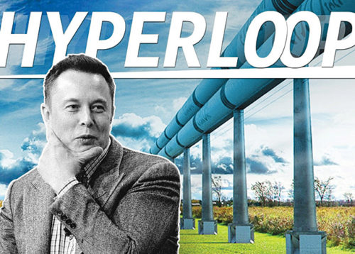 Tesla and SpaceX's Elon Musk-the originator of the idea