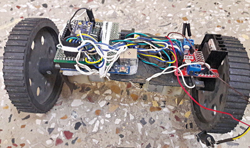 Self-Balancing Robot | Arduino-Based Two-Wheel Self-Balancing Segway