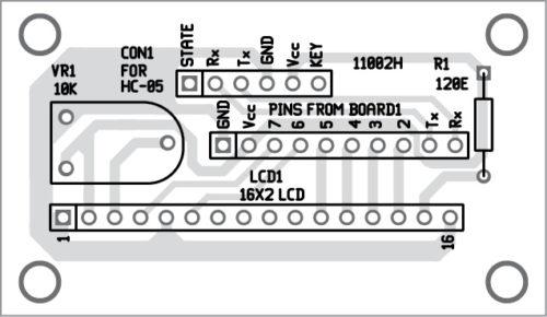 Wireless LCD Display via Bluetooth | Full Electronics Project