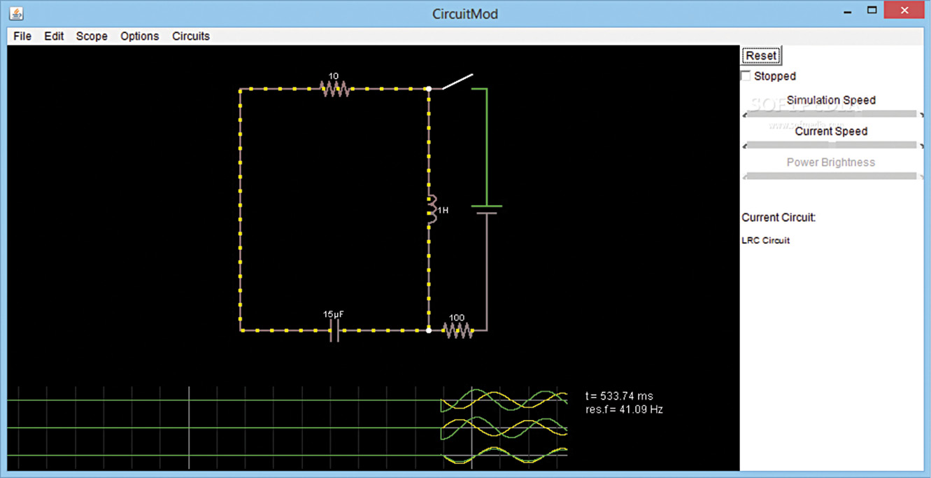 Circuitmod See What Really Happens In Your Circuit Transistor Amplifier Designer Software