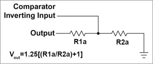 External resistors