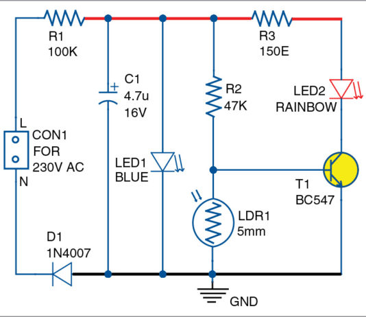 2000 free electronics projects for engineering students little nightlight 1001 electronics projects for you solutioingenieria Images