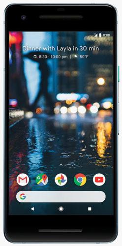 Google Pixel 2 OLED display