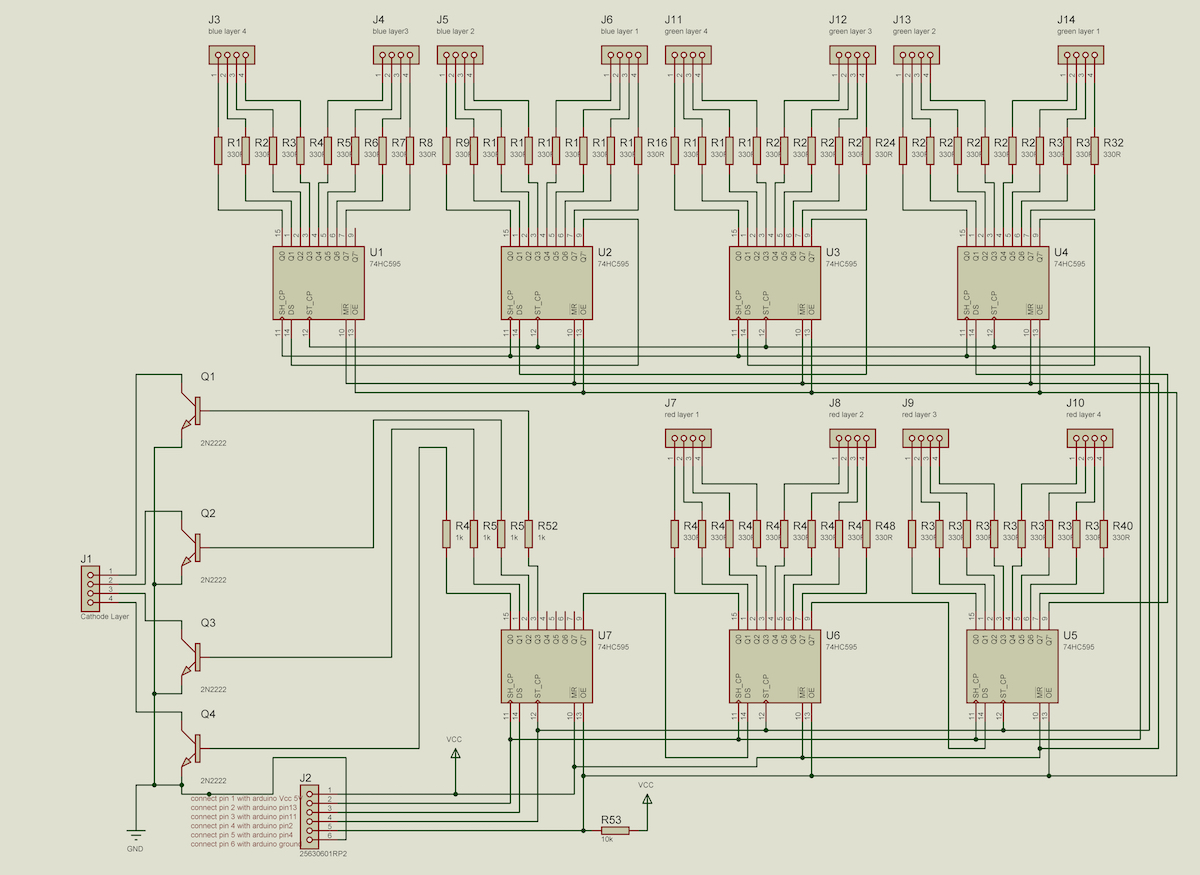 Rgb Led Controller Circuit