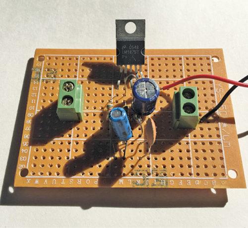 10-Watt Audio Amplifier using LM1875 | Full Electronics Project