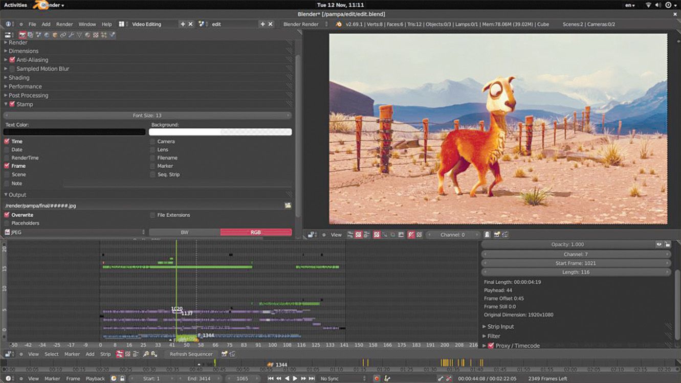Blender: A Superb Tool for 3D Designs and Animations