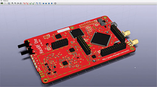 KiCad: An Electronics Schematic Design and Layout Creation Suite on