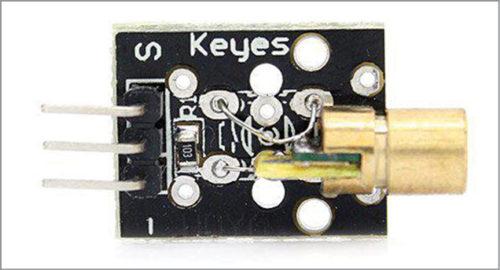 KY-008 laser LED module