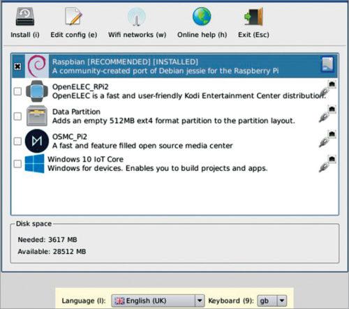NOOBS 2 8 1: Raspberry Pi Setup Made Easy | Software Review
