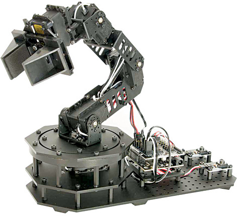 Arduino-based robotic arm