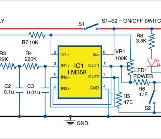 Electronic For You Circuit Diagram - Wiring Diagrams •