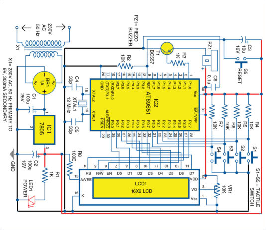 Electronic For You Circuit Diagram - DATA Circuit Diagram •