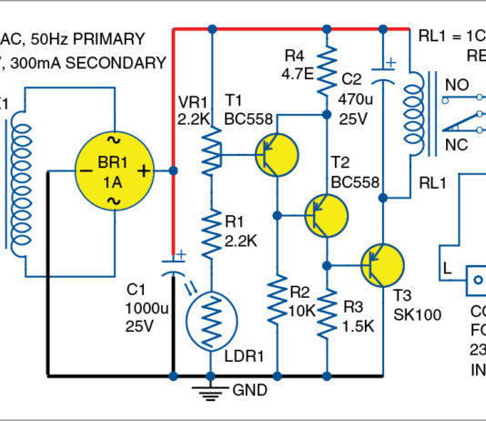 1001 free electronics projects ideas for engineers rh electronicsforu com Parallel Circuit Diagram Parallel Circuit Diagram