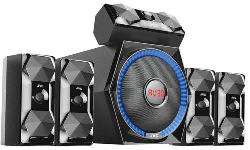 JVC XS-XN511A 5.1 speaker