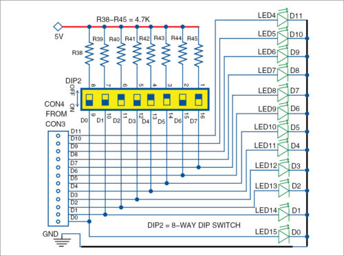 RF-Based 12-Bit Signal Transmitter And Receiver | Electronics For You