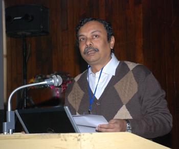 Professor Santanu Chaudhury