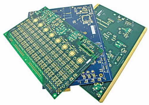 Multi-layer PCB (Credit: www.elprocus.com)