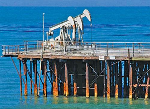 Fig. 3: Static pressure monitoring on offshore platform