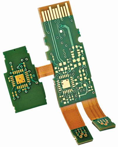 Fig. 3: Rigid-flex PCB