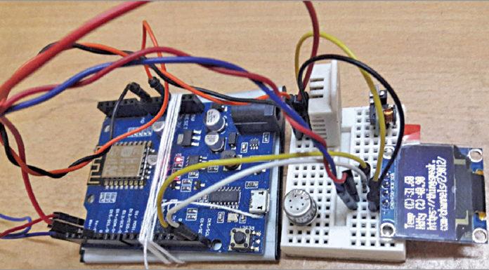 IoT Data Logger Prototype