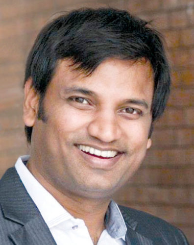 ATUL GUPTA FOUNDER AND CHIEF EXECUTIVE OFFICER, INSYNC TECH-FIN SOLUTIONS