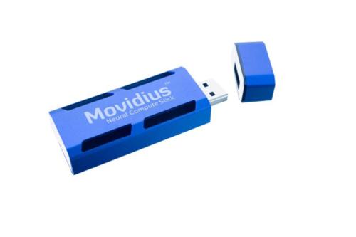Intel's Movidius neural compute stick