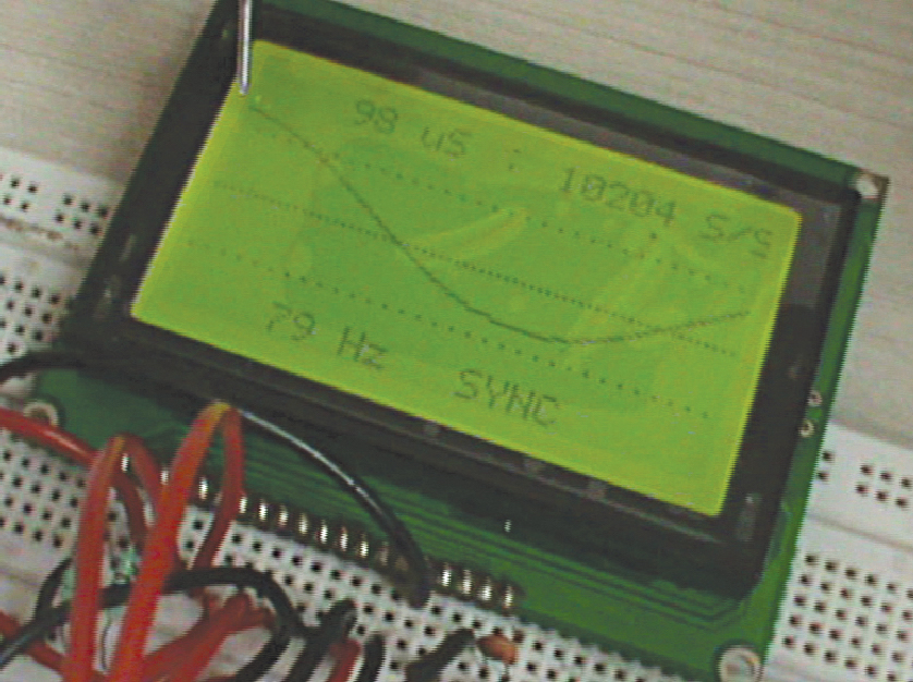 Make This Simple Graphical LCD Scope | GLCD scope Full DIY