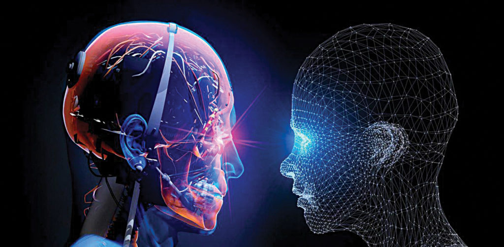 Representation of artificial intelligence