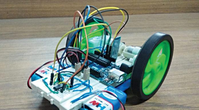 Voice-Controlled Robotic Car